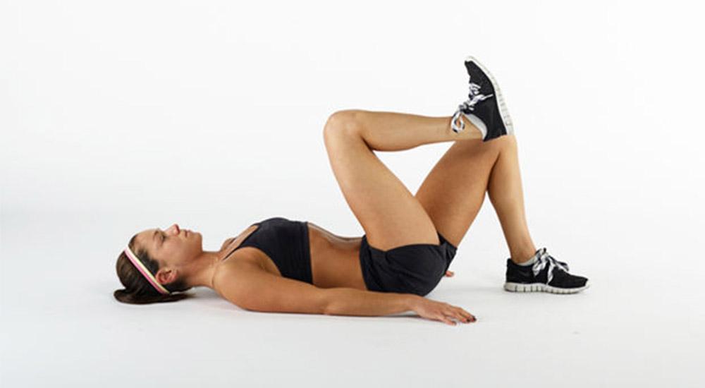 Leg Up & Arm Up